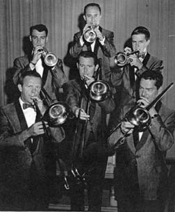 Fred Waring and the Pennsylvanians Brass Section